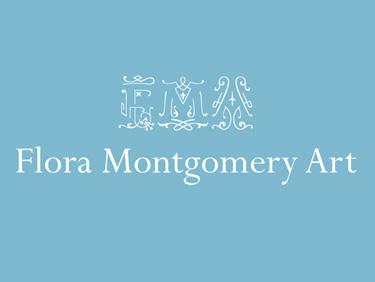 FLORA MONTGOMERY ART BRANDING